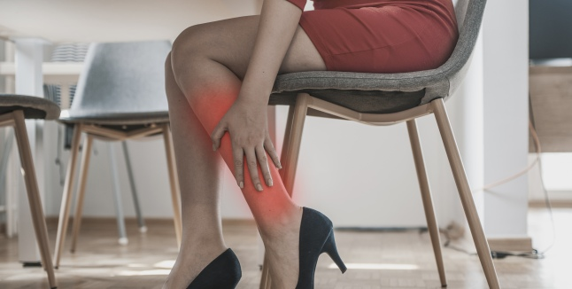 dureri articulare crampe picioare