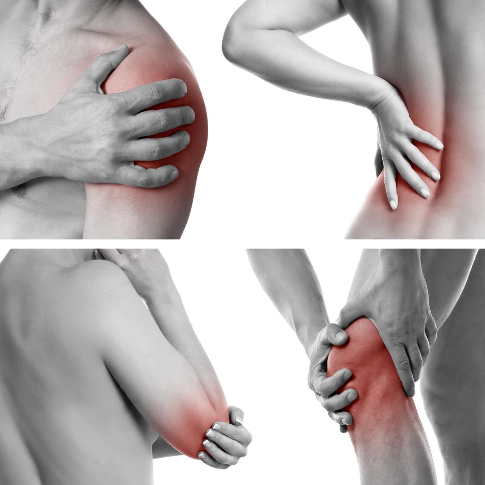 Crunch durere articulație umăr