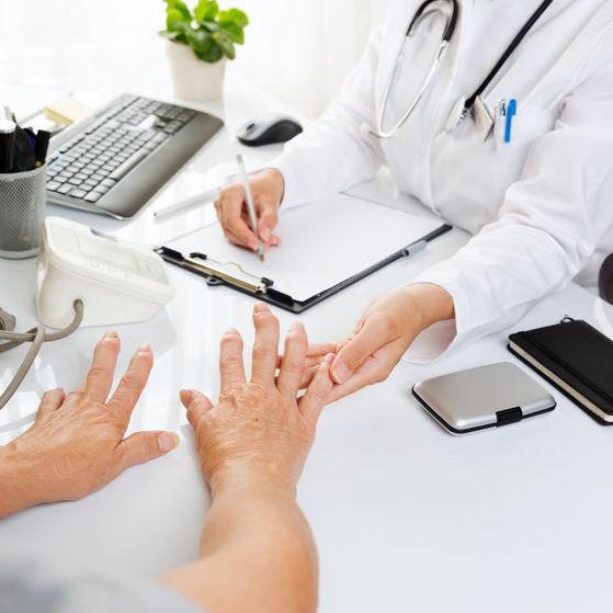 din experiență în tratamentul artrozei