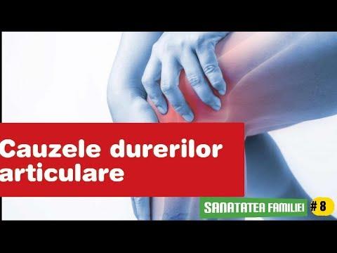 durere în genunchiul stâng