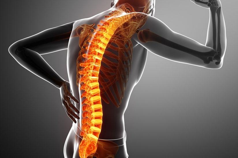 Durerile de spate si ridicarea greutatilor