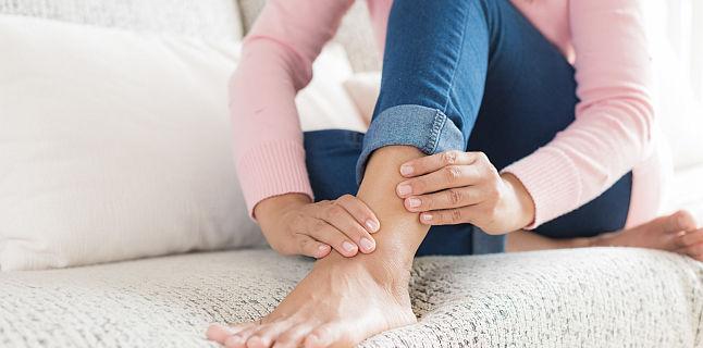leziuni ale ligamentului leziunilor la genunchi înghițit unguent de gleznă
