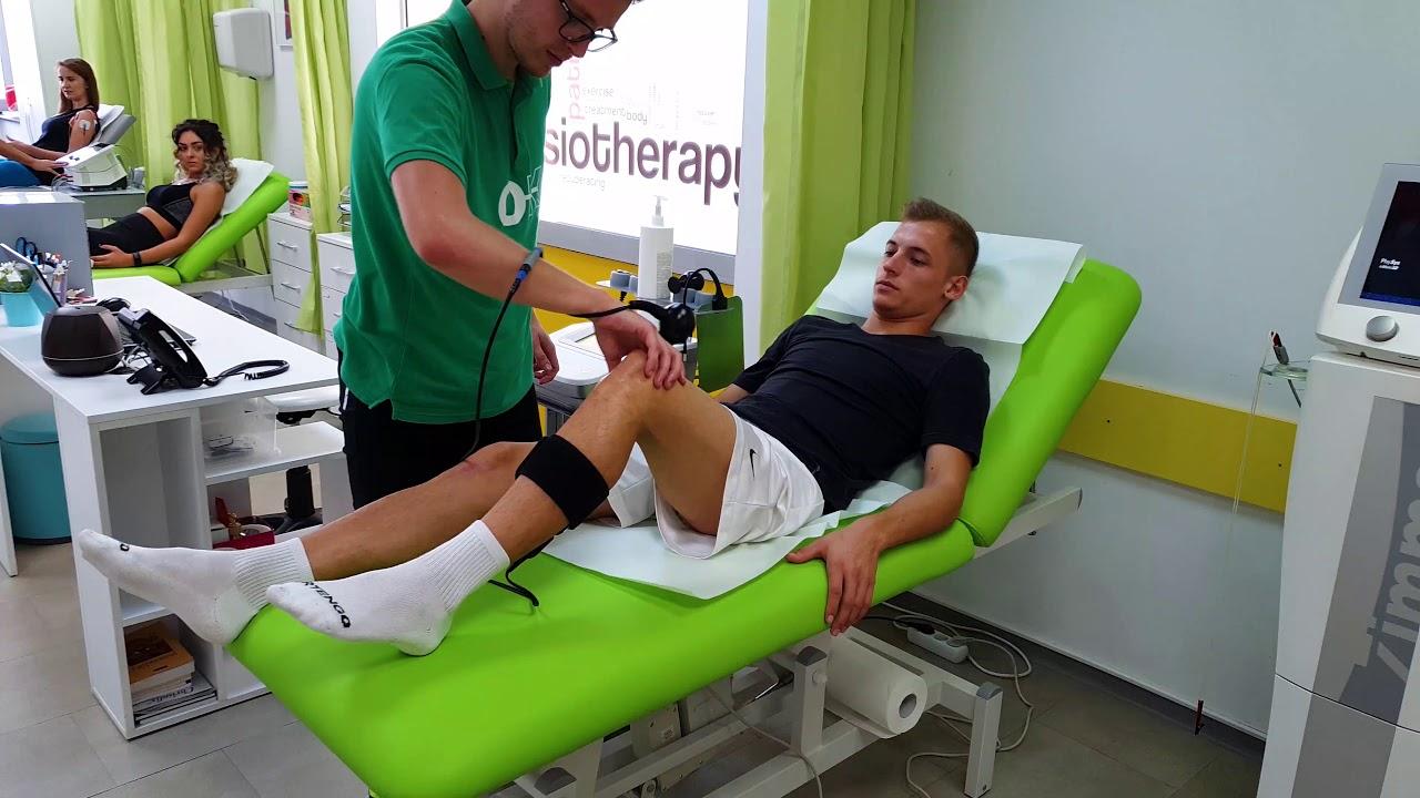 timpul de recuperare a hemoragiei genunchiului