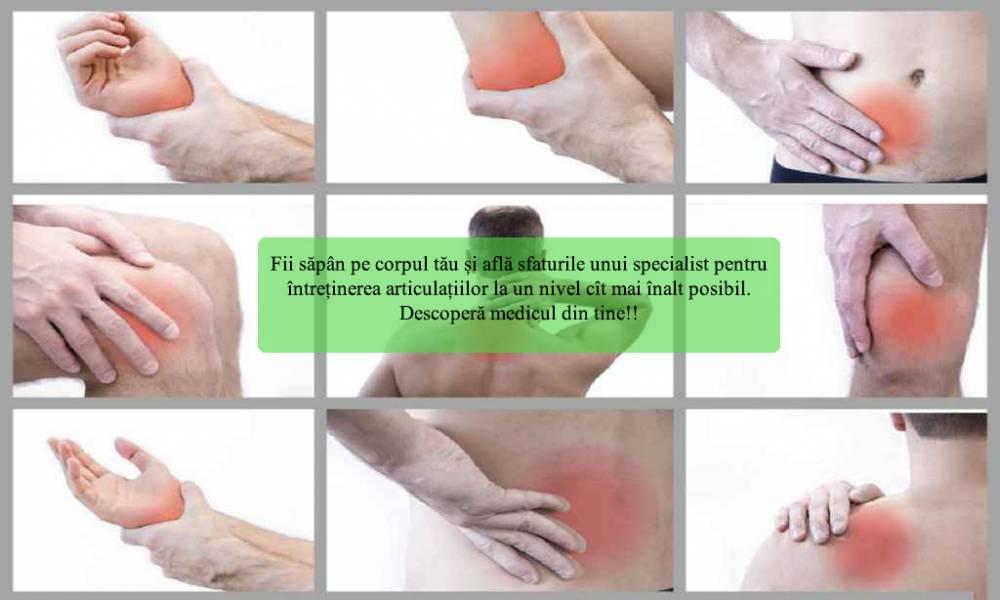 cauza artrozei încheieturilor