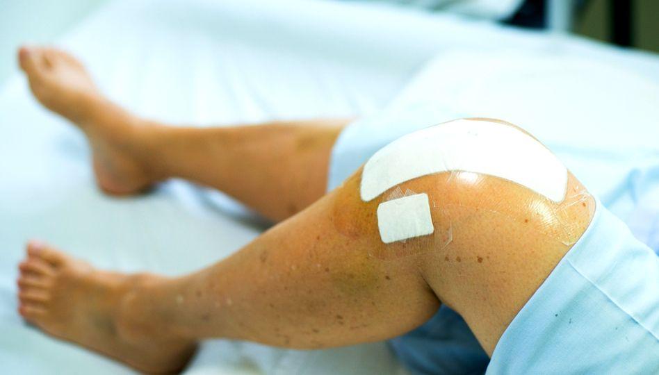 artroza calmante genunchiului în prezența durerii în articulații