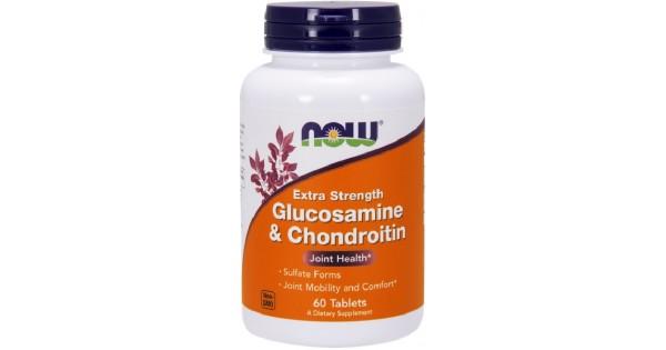 Glucozamina, Condroitina si Acid Hialuronic, 60 capsule (Articulatii) - championsforlife.ro