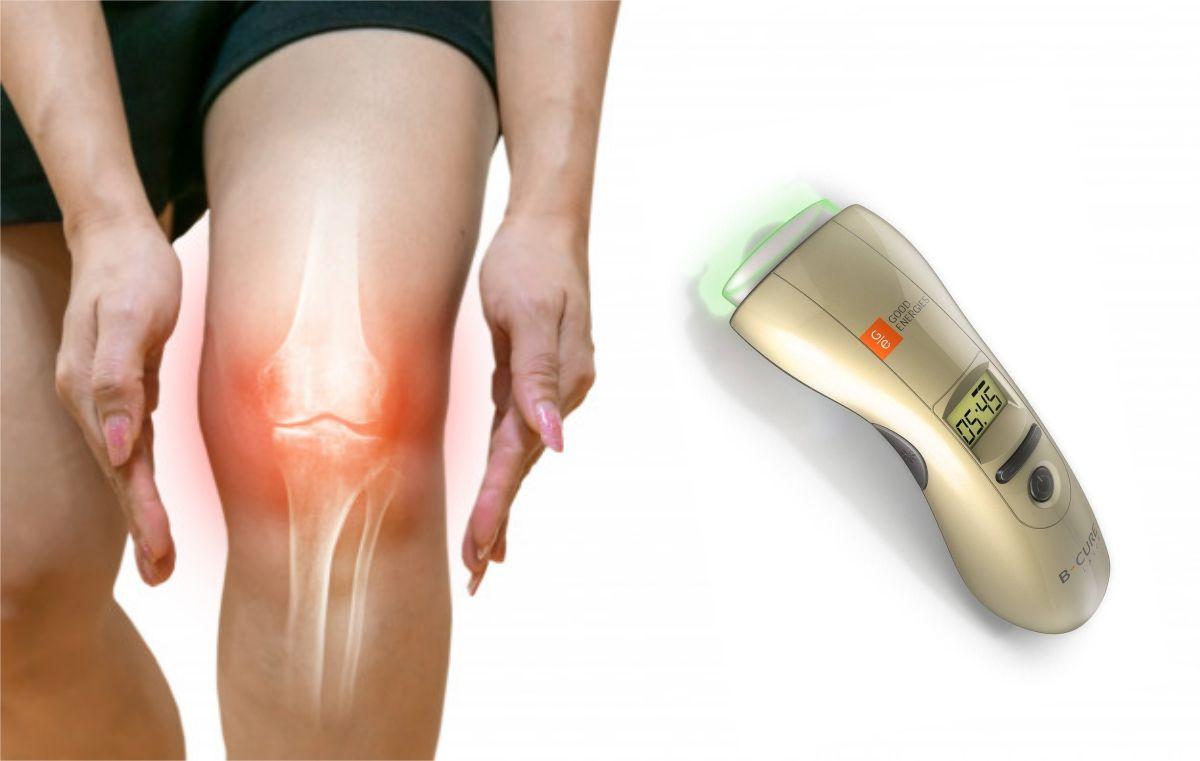 Aparat terapeutic pentru tratarea artrozei