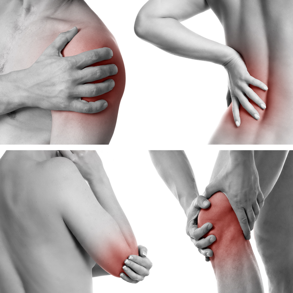 astenie și dureri articulare