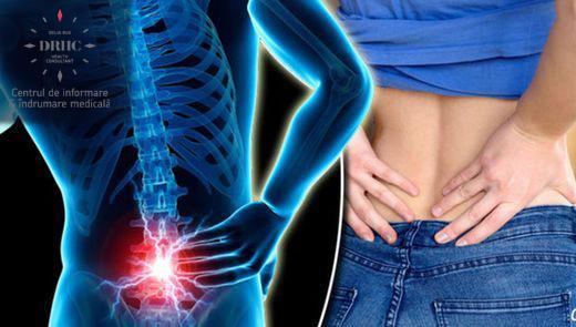 dureri articulare vertebrale