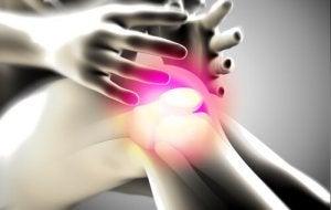 Articulațiile rănesc ameliorează durerea