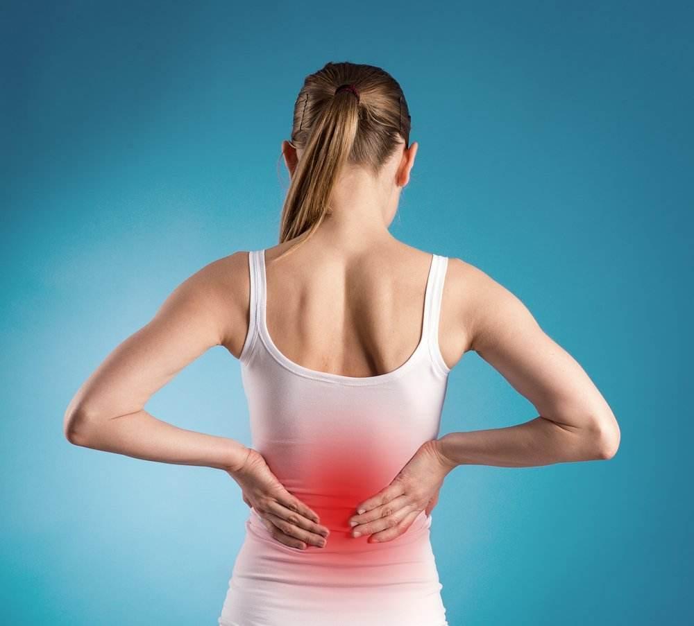 durere în durerile inferioare ale spatelui și șoldurilor