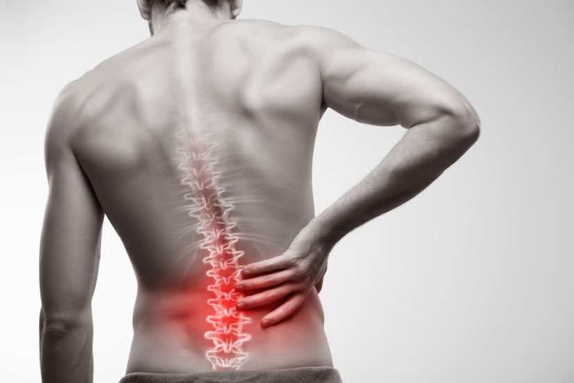 dureri de spate inferioare la nivelul articulațiilor durere și crăpături ale genunchiului