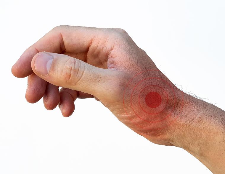dureri la încheietura mâinii cu reumatism crunches glezna in timpul tratamentului de mers