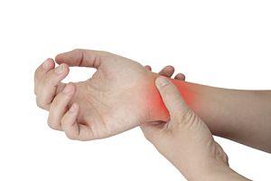 dureri la încheietura mâinii sau musculare