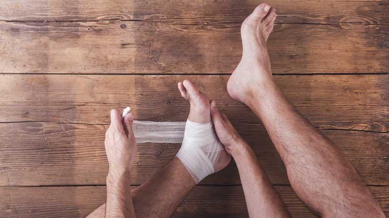 tratamentul cu perii de articulații mici umflarea ascuțită a articulației gleznei