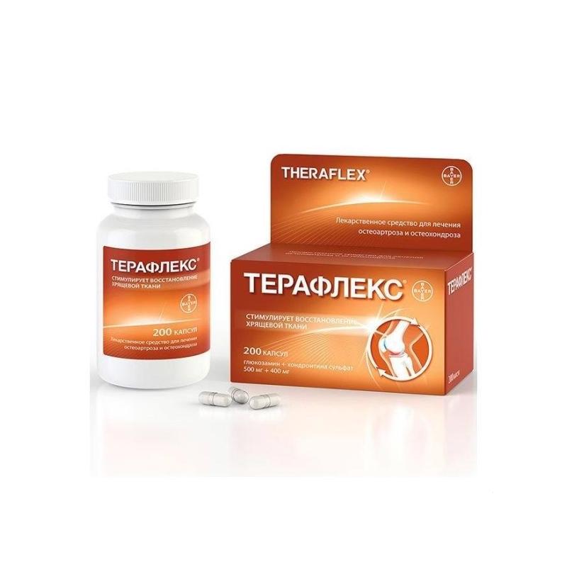 Efectul teraflex asupra ficatului - Calusuri