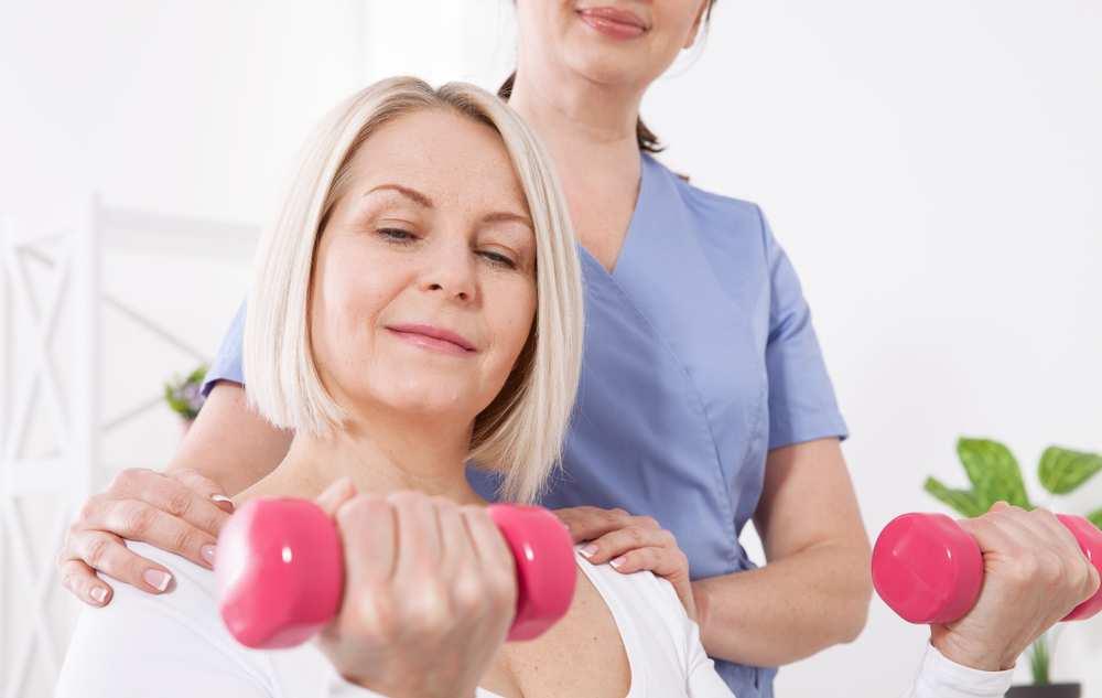 Metoda de tratament a articulațiilor bunicii