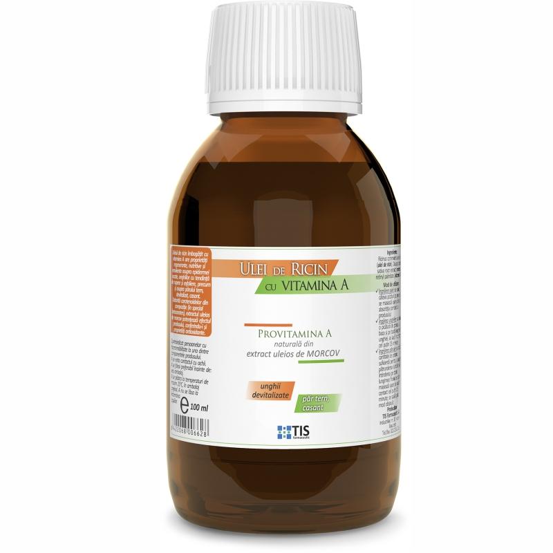 tratament de îmbinare a uleiului de ricin