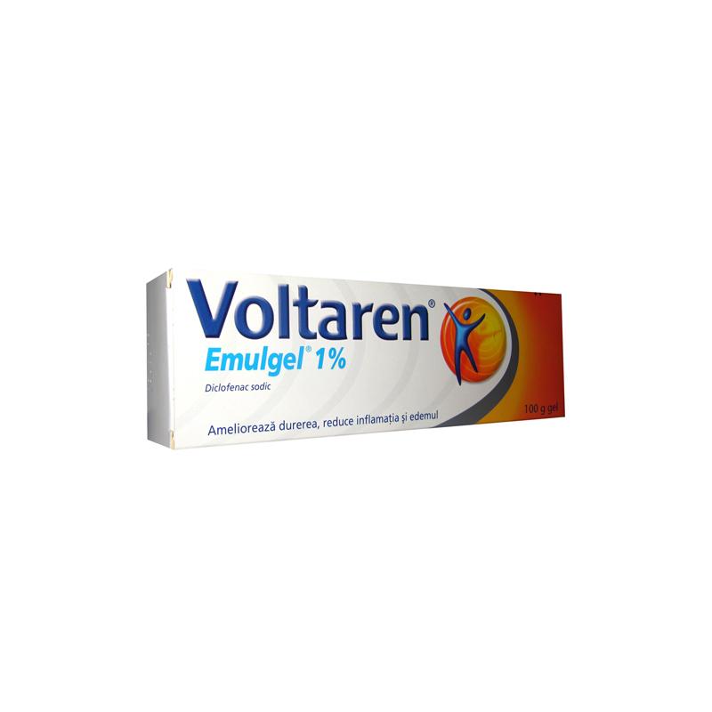 Gel Voltaren pentru dureri articulare 100g