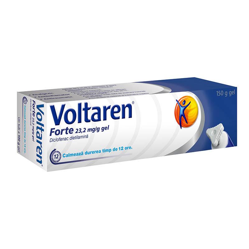 Voltaren emulgel 11,6 mg / g x 100 g gel x 1 tub