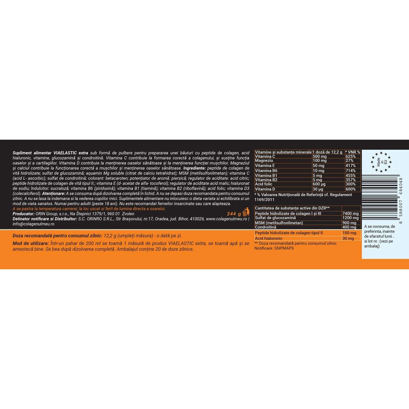 unguent de condroitină cu recenzii de glucozamină