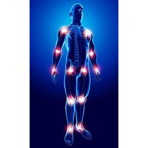 dacă localizarea durerii în articulații