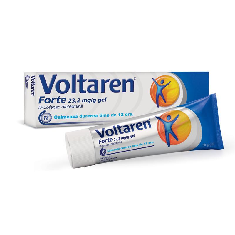 Voltaren Emulgel 11,6 mg/g, 100 g, Glaxo Smithkline
