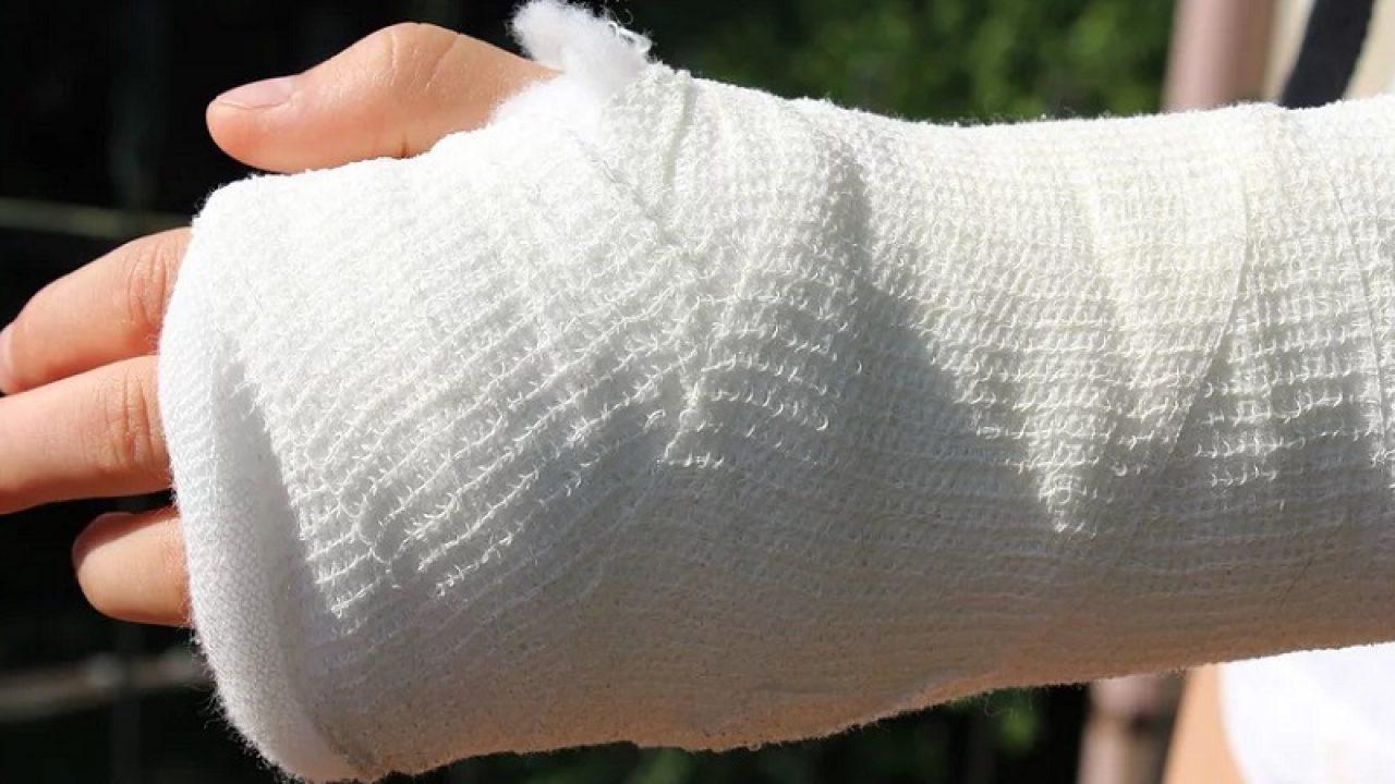 durere de fractură la încheietura mâinii