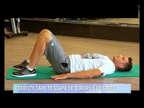 durere de flexie după antrenament