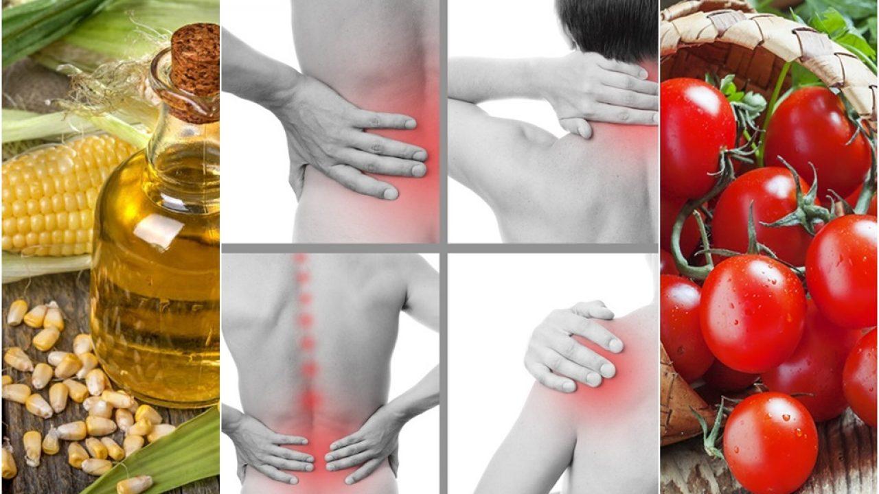 dureri articulare din alimente sărate